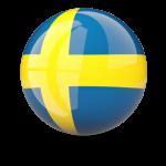 svensk flagga rund casinotitten