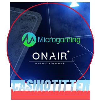 Microgaming försöker återuppliva Live-Casino med ny studio!